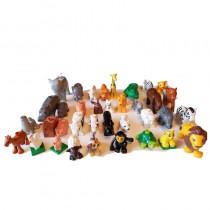 Lego Duplo 10 Tiere Zoo Bauernhof Hund Katze Figuren